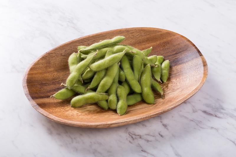 枝豆をスペイン語で説明する