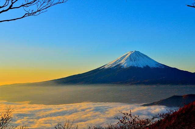 富士山をスペイン語で説明する