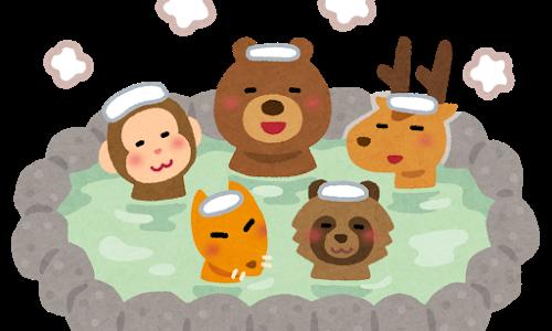 日本の温泉を簡単なスペイン語を使って説明してみよう!
